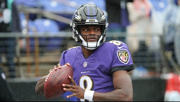 Lamar Jackson faces Chargers in first playoff appearance