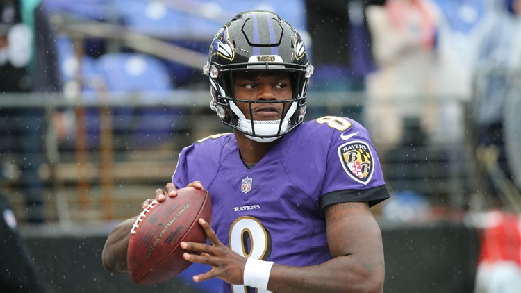 Lamar Jackson Faces Chargers In First Playoff Appearance Whas11 Com