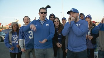 UofL, UK fans clash at Governor's Cup tailgating