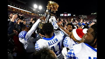 Big Blue Nation hyped for Citrus Bowl