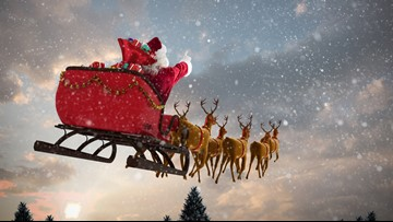 Use the NORAD Santa Tracker to see when Santa will be here for Christmas 2018
