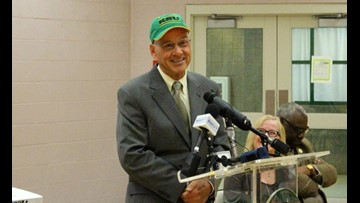 John L. Smith out as head coach of Kentucky State University football
