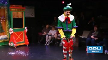 Santaland Diaries gives humorous glimpse into elf hell