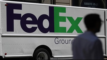 FedEx worker killed in accident at Indianapolis airport