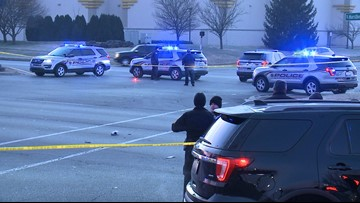 Pedestrian hit and killed on Hurstbourne Pkwy