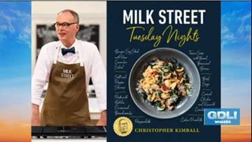 Love to cook? Head on over to Milk Street for Tuesday Nights