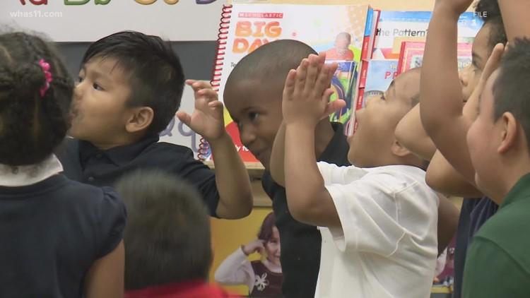 Community coalition calls for universal Pre-K in Louisville