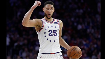 Ben Simmons says he was 'singled out' trying to enter casino