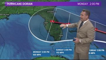 T.G. talks Hurricane Dorian