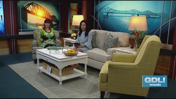 Drum roll please: Check out the new Great Day Live furniture set!