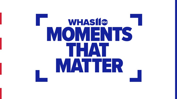 Moments That Matter: Stories about the people of Kentuckiana