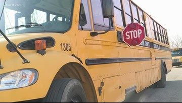 Indiana Senate backs tougher law on passing stopped buses