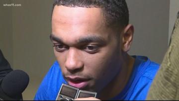 Will PJ Washington be ready to play in NCAA Tournament?