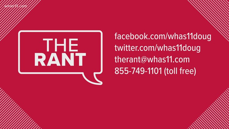 The Rant: Kentuckians sound off about trash, mail delivery and Rand Paul