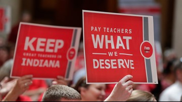 School money, gambling decisions near for Indiana lawmakers