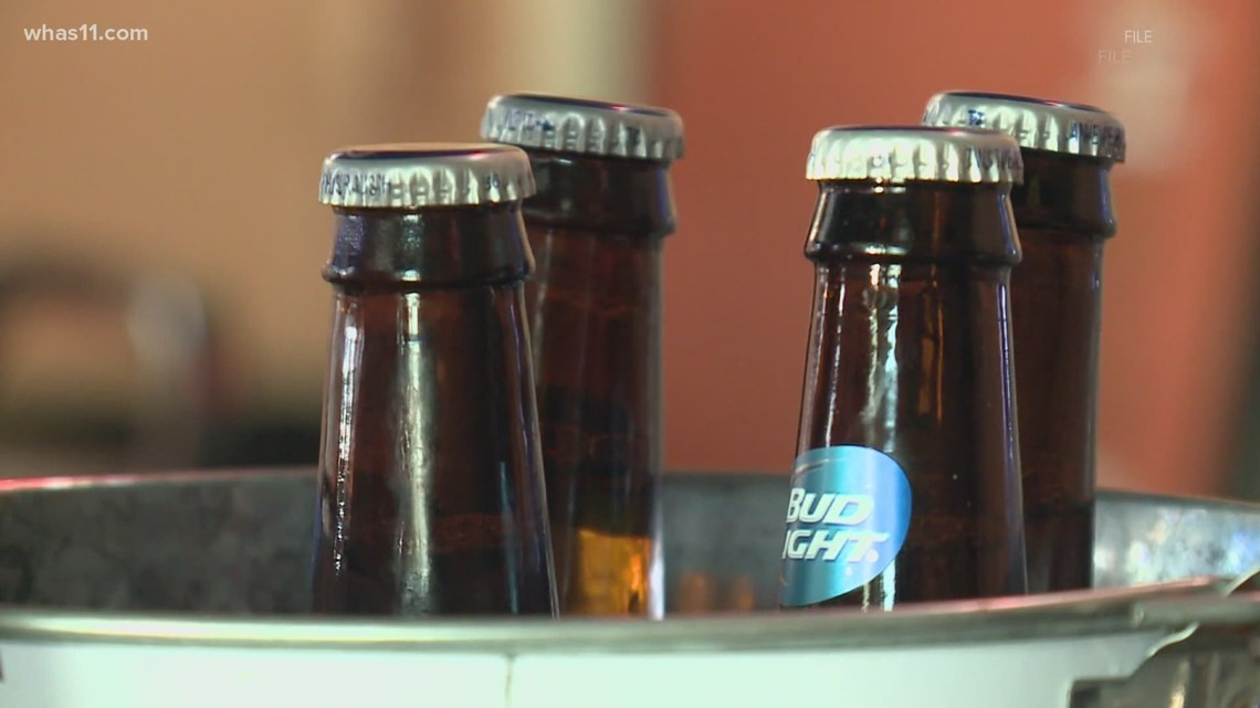 Kentucky lawmakers consider 'to go' alcohol bill
