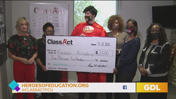 Class Act Federal Credit Union celebrates
