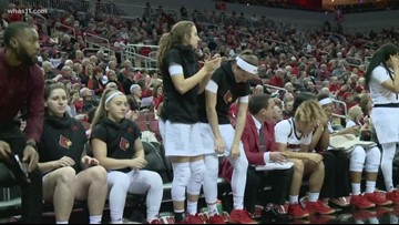 Louisville women's basketball fans hope for No. 1 ranking, national title
