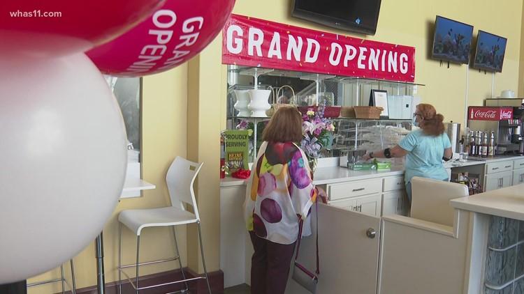 Former math teacher opens bakery in Louisville