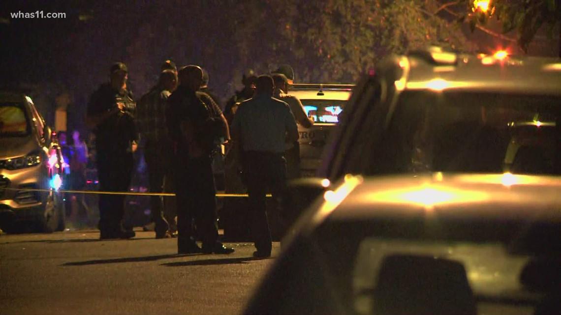 Two teens killed in separate shootings in Louisville
