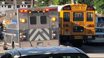 JCPS student hit by vehicle at 10th and Jefferson expected to be OK