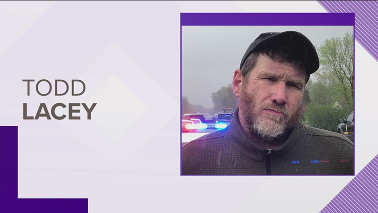 ISP: Man in custody after fleeing traffic stop on ATV, firing shots at officer in Scott County