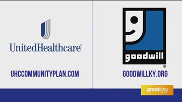 UnitedHealthcare + Goodwill team up to give back