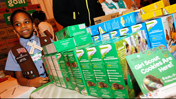 Girl Scouts of Kentuckiana extend cookie program, send boxes to first responders, medical staff