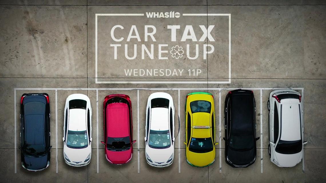 Kentucky S Car Tax How Fair Is It Whas11 Com