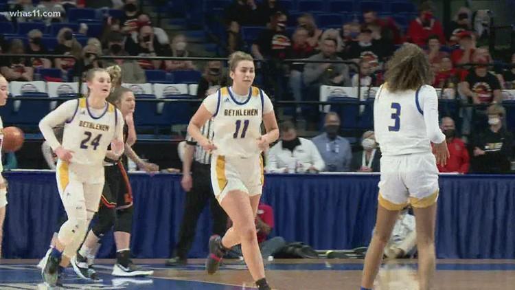 High school hoops: Bethlehem edges Bullitt East 70-65 to move to next round