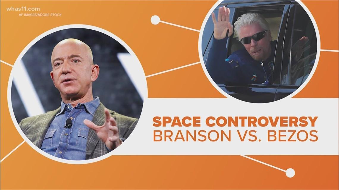 Where does space begin? Why Blue Origin says Richard Branson didn't reach space