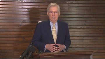 McConnell: AG Barr was as open, transparent as possible with Mueller report