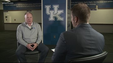 INTERVIEW: One-on-one with Coach Mark Stoops, pt 2