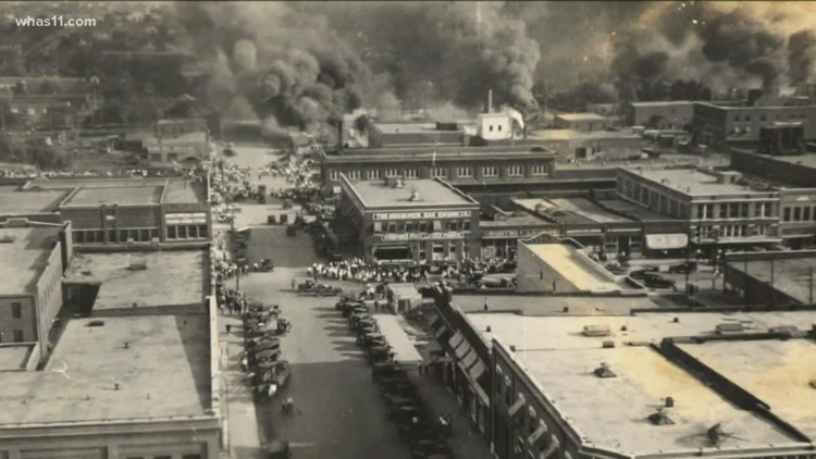 'It's finally being acknowledged': Tulsa Race Massacre long buried chapter of US history