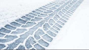 Overnight snowfall, frigid temperatures creating dangerous road conditions