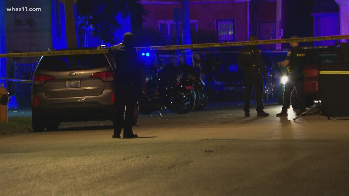1 dead, 2 wounded in Louisville shooting, LMPD confirms