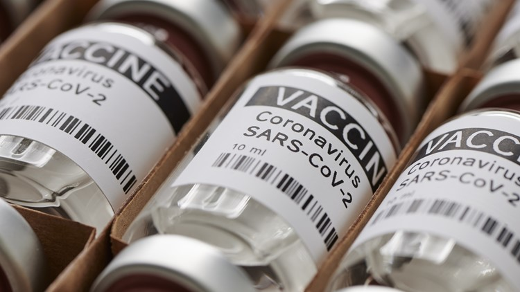 Pop-up COVID-19 vaccination events in Louisville this weekend