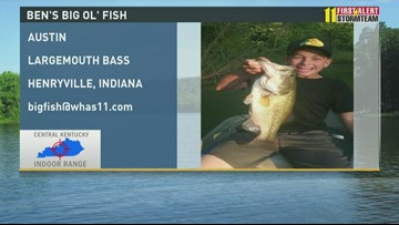 Ben Pine's Big Ol' Fish