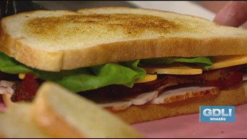 Delicious + nutritious sandwiches perfect for back-to-school