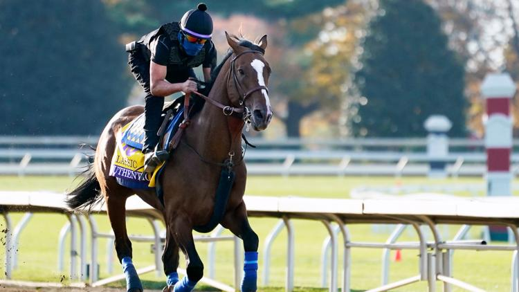 In an abnormal year, Breeders' Cup offers a bit of normalcy