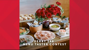 Churchill Downs searches for Kentucky Derby's 'Official Menu Taste Tester'