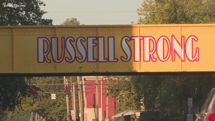 'We're on the move'   Russell neighborhood set to receive $20M in revitalization funds