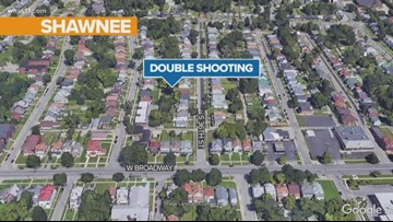 LMPD: 2 shot in Shawnee neighborhood