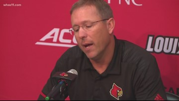 Cards have decision to make for starting QB against Florida State