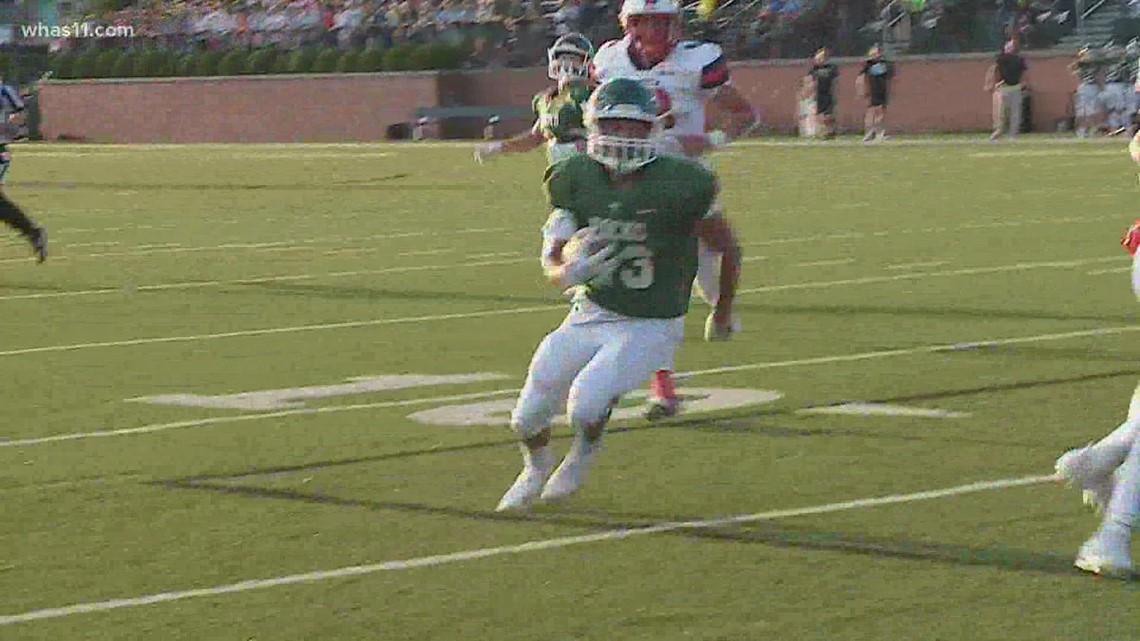 Trinity now 0-2 after loss to Chicago's St. Rita