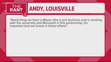 The Rant: Microsoft investment in Louisville