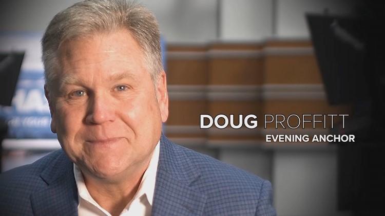 Doug Proffitt WHAS11 Evening Anchor