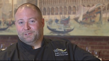Volare chef takes talents to national network show