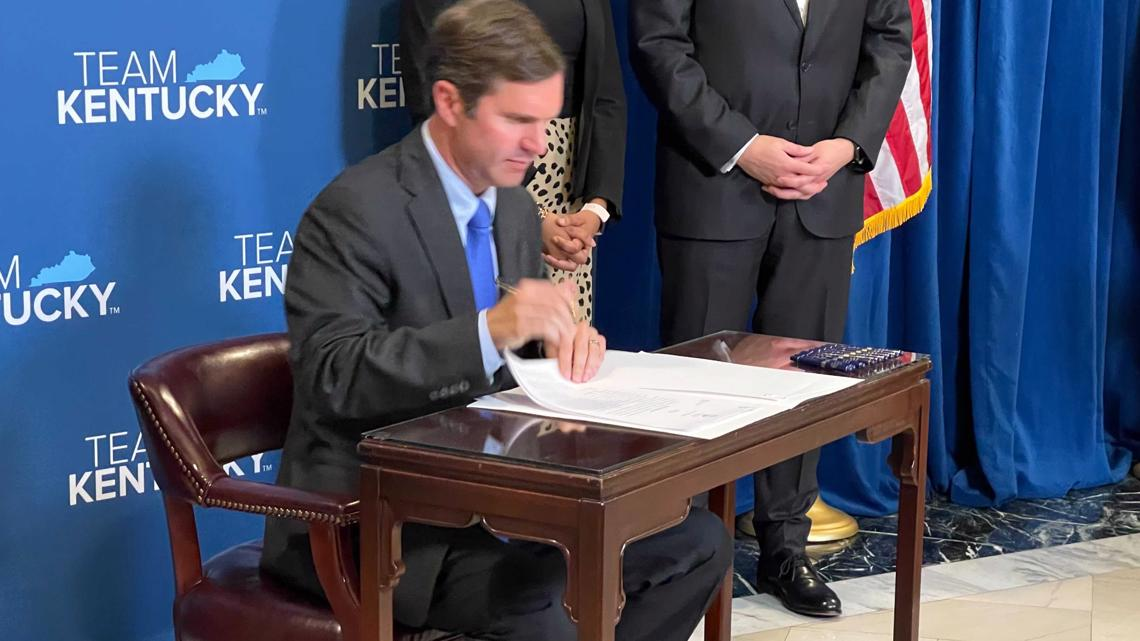Beshear ends Kentucky's mask mandate, COVID capacity restrictions