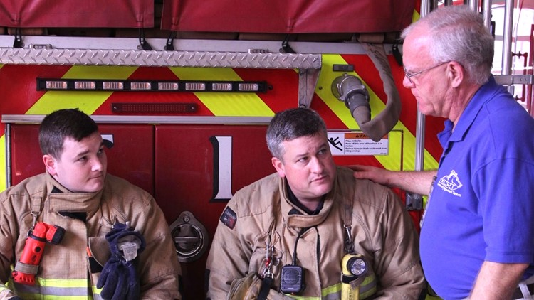 First responders and PTSD: Where to get help